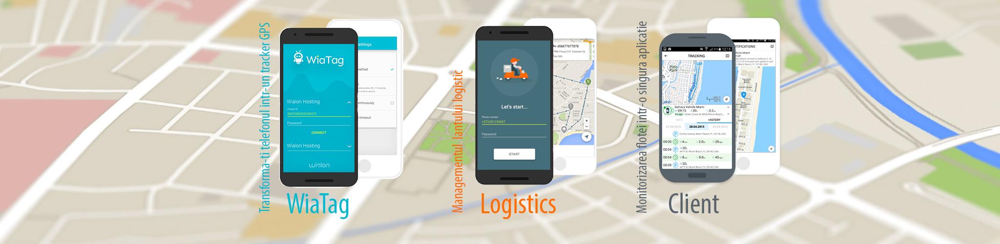 aplicatii mobile monitorizare gps ProGPS.ro