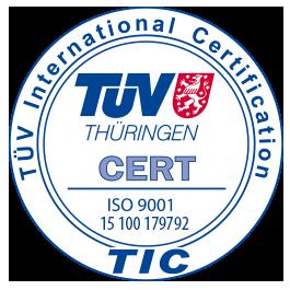 certificare Tuv